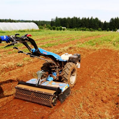 BCS powerharrow